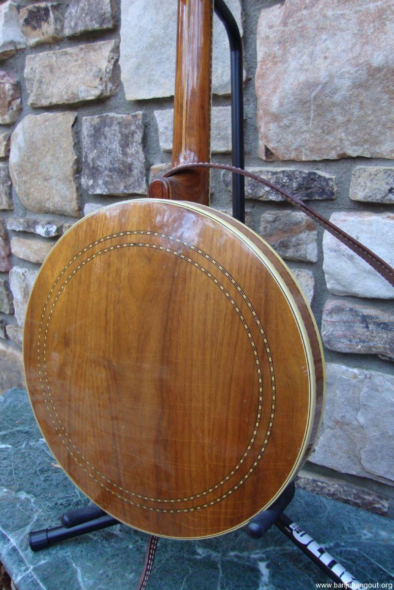 vintage fender concertone used banjo for sale at. Black Bedroom Furniture Sets. Home Design Ideas