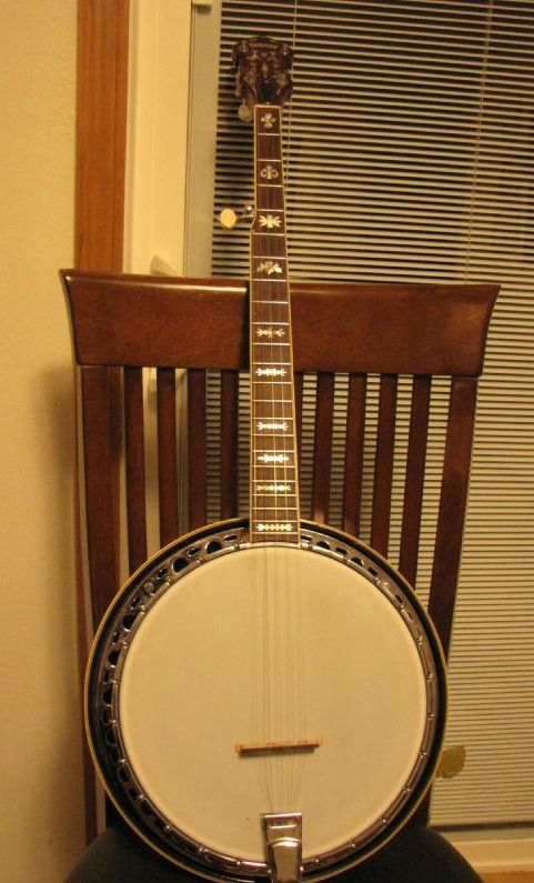 fender artist for sale used banjo for sale at. Black Bedroom Furniture Sets. Home Design Ideas