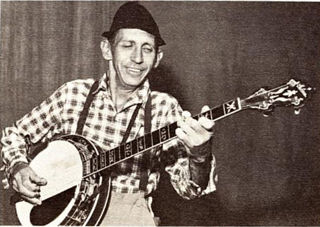 Hatfield celebrity banjo