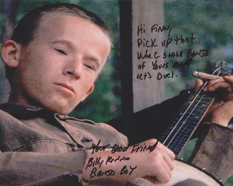 billy redden banjo
