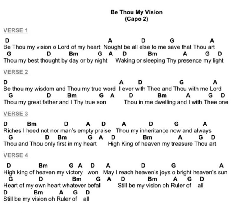 verse thee