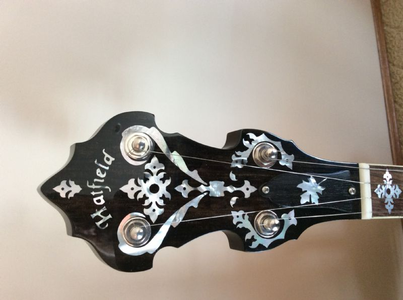 Picking up my new Hatfield - Banjo Lefty's Blog - Banjo Hangout