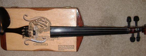 cigar box fiddle bow 2