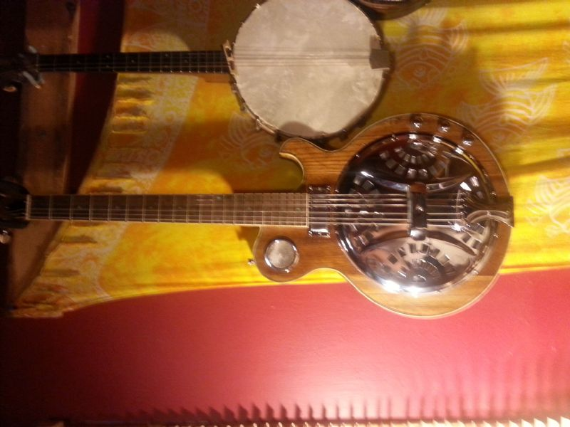 Electric Resonator wiring - Discussion Forums - Reso HangoutReso Hangout