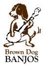 Brown Dog Banjos