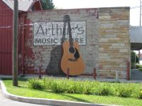 View Arthurs Music Store's Homepage