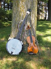 View fiddle and banjo player's Homepage