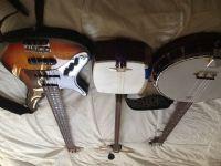 View banjoshamisenbass' Homepage