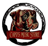 View Capos Music Store's Homepage
