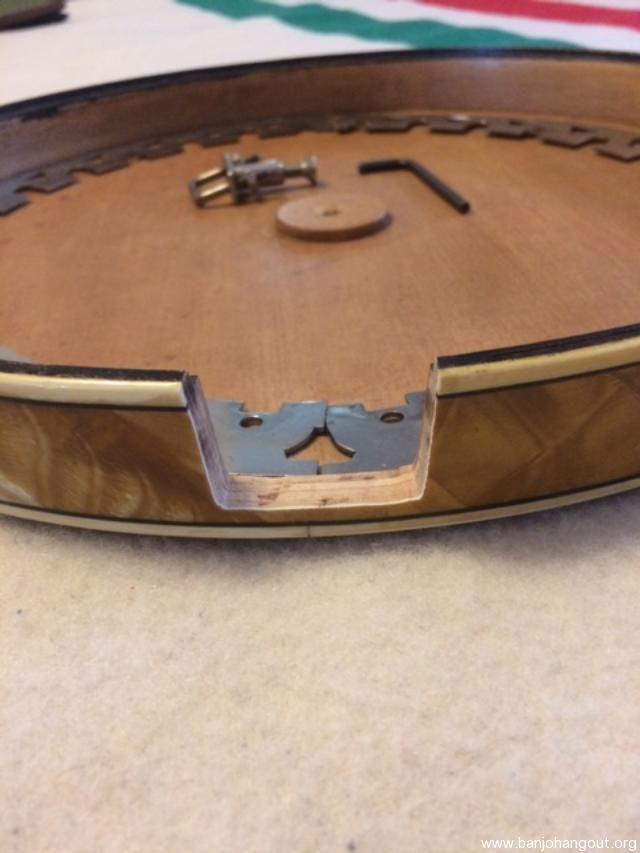 SOLD: (Sale pending) 1920's Vega resonator plus 4-piece