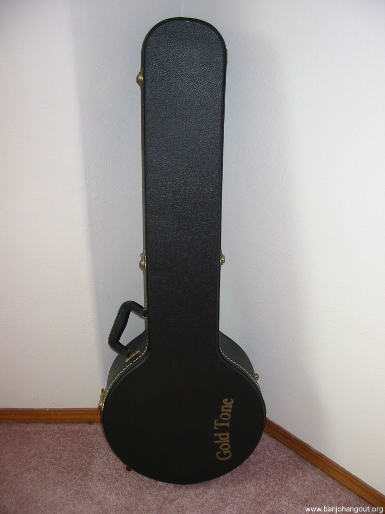 GOLD TONE BC-350+: TOP-OF-THE-LINE OPEN-BACKED/CLAWHAMMER