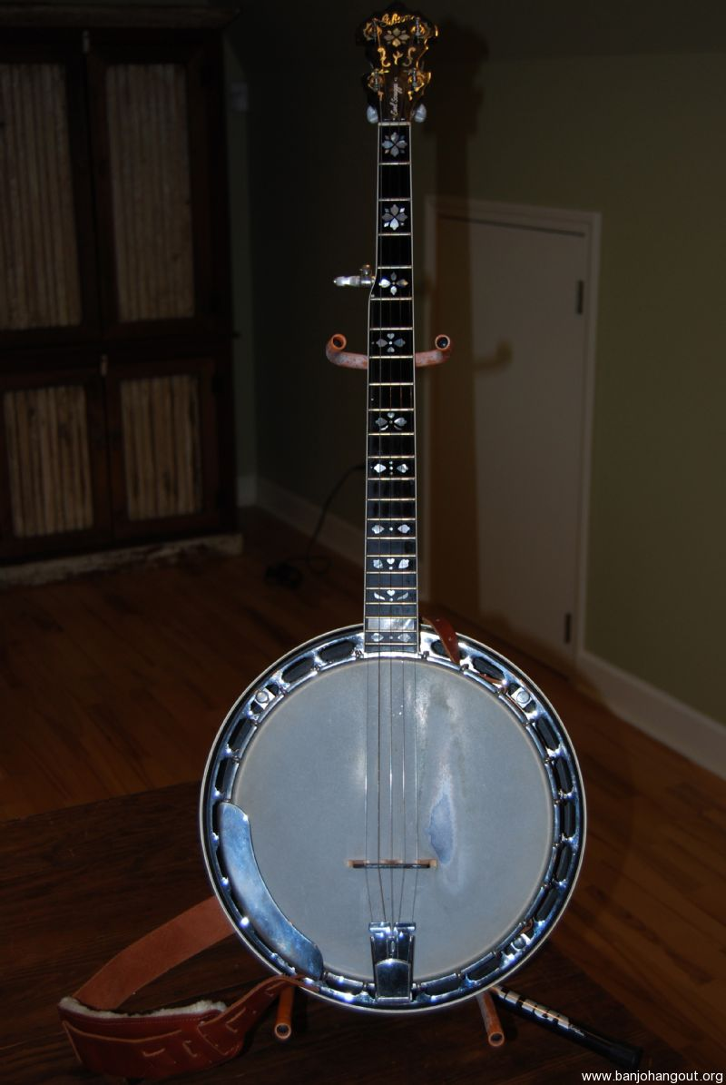 1997 Gibson Earl Scruggs Std Used Banjo For Sale At Banjobuyercom