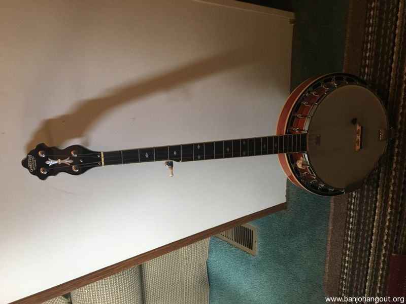 Gretsch G9410 Broadkaster Special - Used Banjo For Sale at