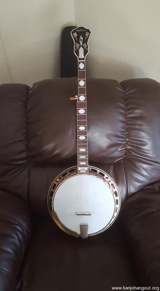 For Sale - Custom Hatfield banjo (TRADE PENDING)