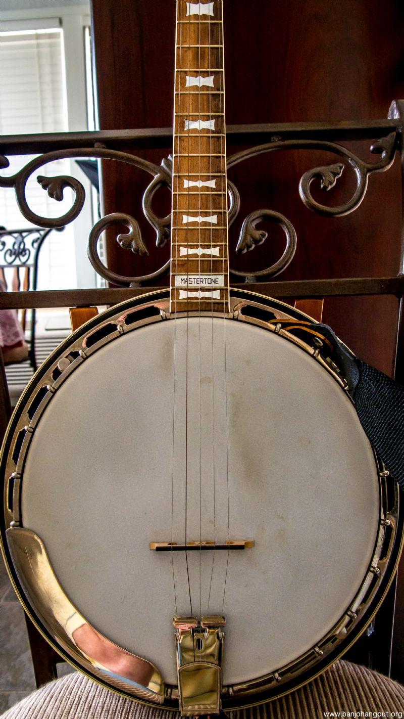 Gibson Mastertone Earl Scruggs 49 Classic Ltd Edition 5 String Banjo