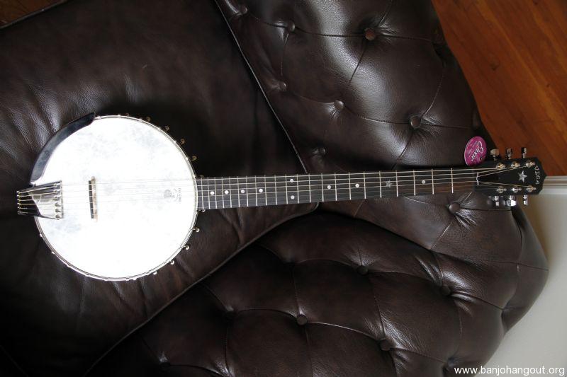 Brand new Deering Vega Senator 6-string banjo - Used Banjo For Sale