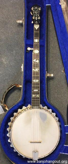 Vega 5-string Banjo Restored - Used Banjo For Sale from