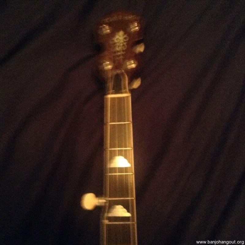 SOLD: Gold Tone WL250 - Banjo Hangout