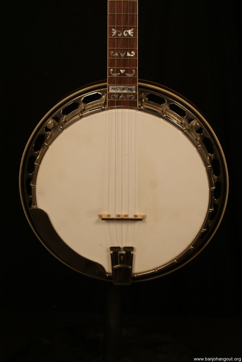2002 Gibson RB4 with NEW First Quality Neck  - Used Banjo