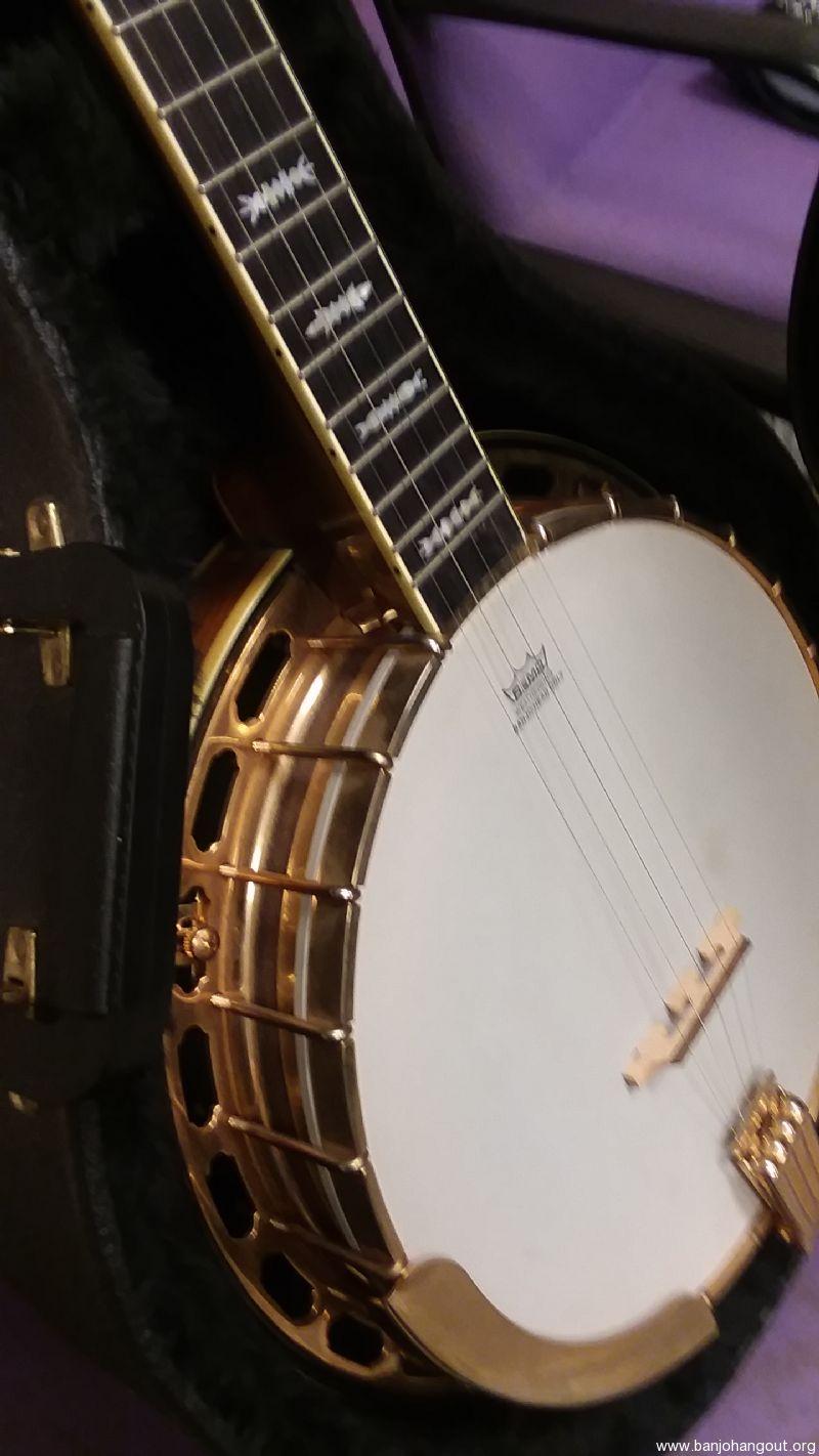 SOLD: Fender Banjo for sale - Banjo Hangout