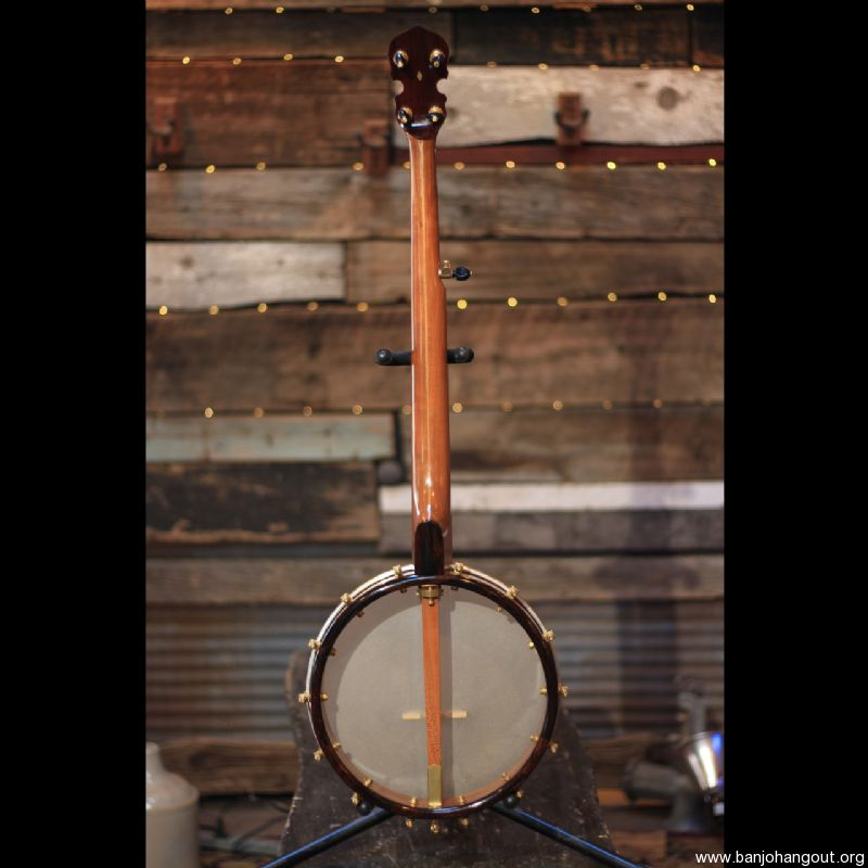 Cloverlick Banjo Shop Trillium Deluxe Special Edition
