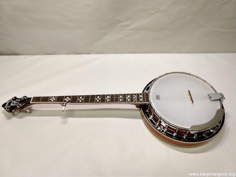 for sale trade recording king rk r20 banjo used banjo for sale at. Black Bedroom Furniture Sets. Home Design Ideas