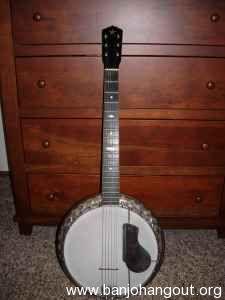 Vega guitar banjo originalPENDING SALE - Used Banjo For Sale