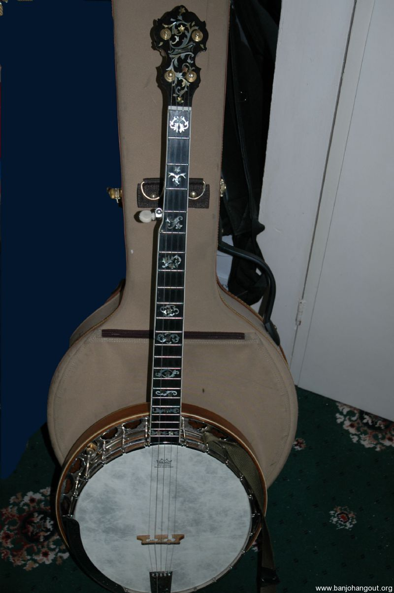 Liberty Promenade Serial Number 1010 WITH DRAWN - Used Banjo
