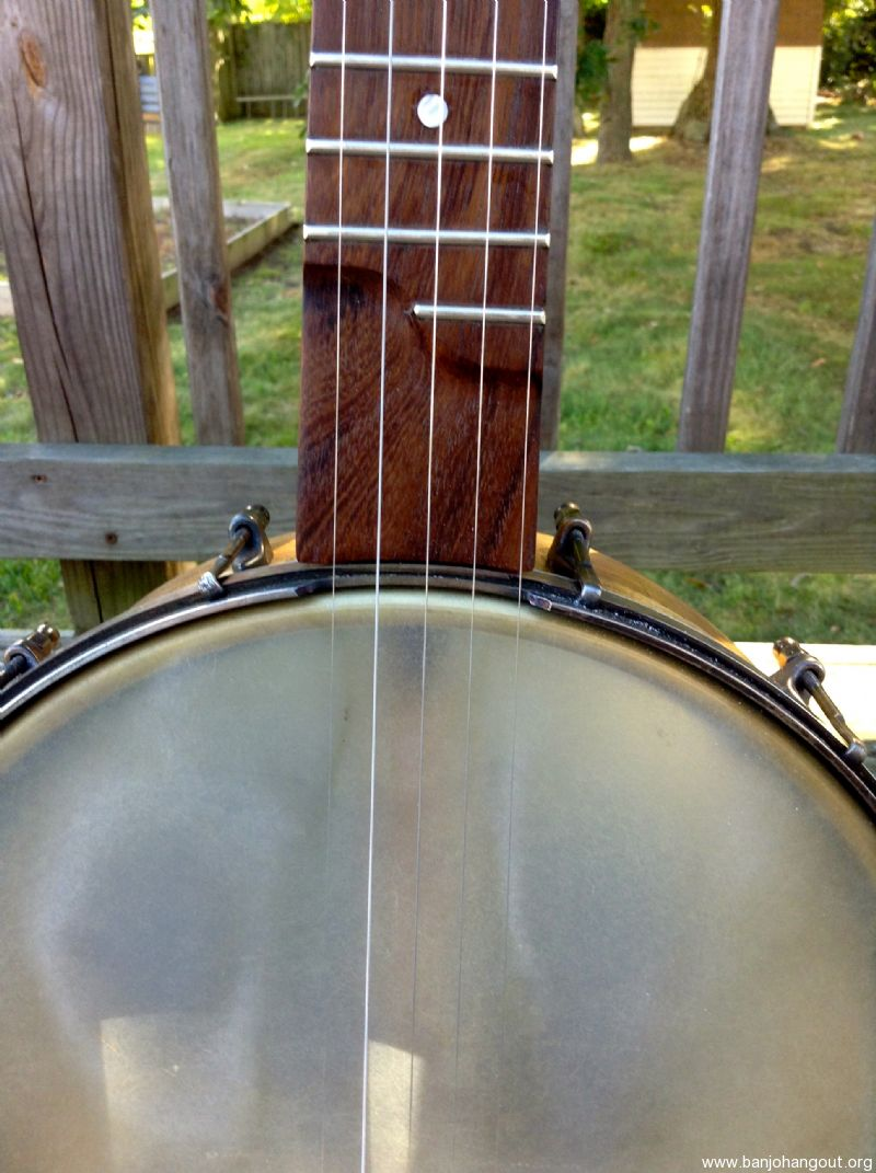how to build a banjo rim