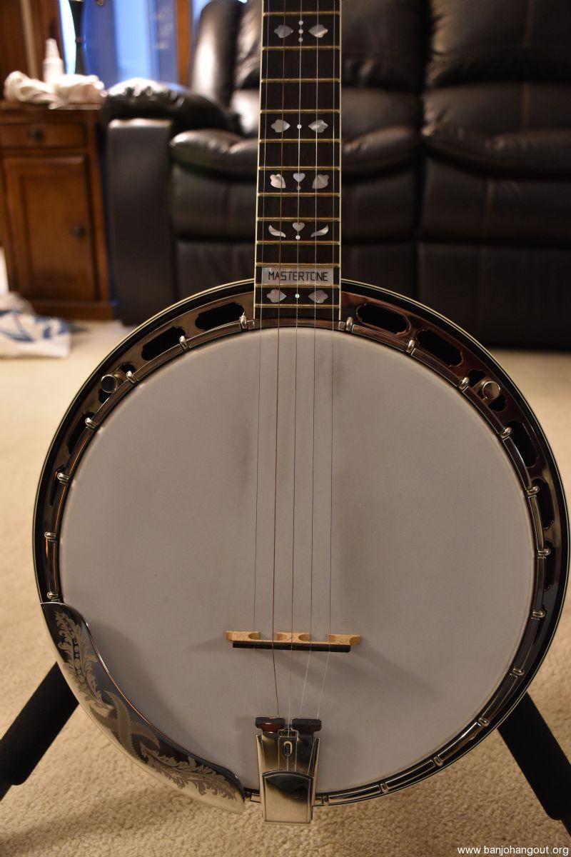 Gibson Earl Scruggs Standard Banjo Used Banjo For Sale At
