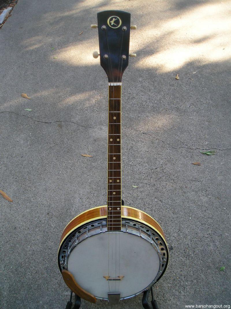 Kay Tenor Banjo - Used Banjo For Sale at BanjoBuyer.com