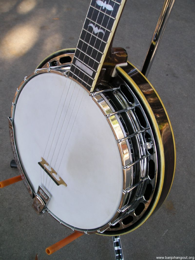 Dings And Dents >> Aria Banjo - RB-250 Clone - Used Banjo For Sale at ...