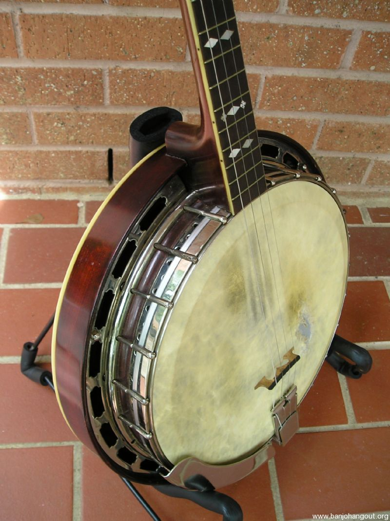 Dating a gibson mastertone banjo