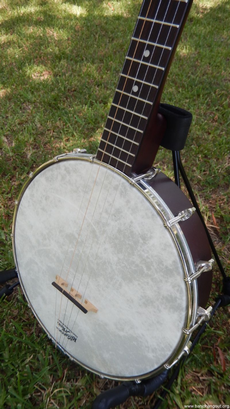 recording king dirty 30 39 s openback used banjo for sale at. Black Bedroom Furniture Sets. Home Design Ideas