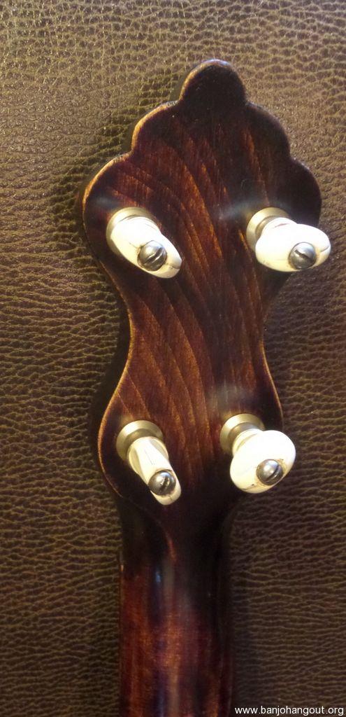 SALE PENDING! - Vintage Avalon Banjo Ukulele - 8 inch pot