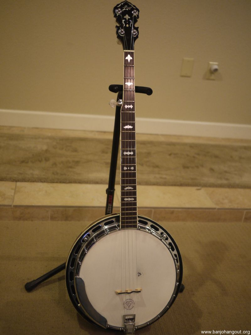 fender leo used banjo for sale at. Black Bedroom Furniture Sets. Home Design Ideas