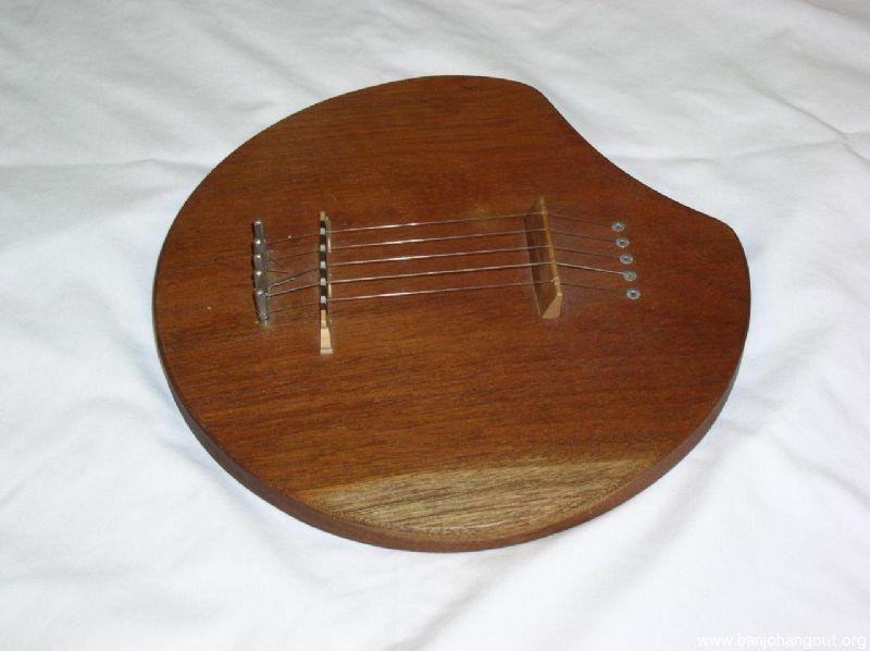SOLD: Banjo portable practice board - Banjo Hangout
