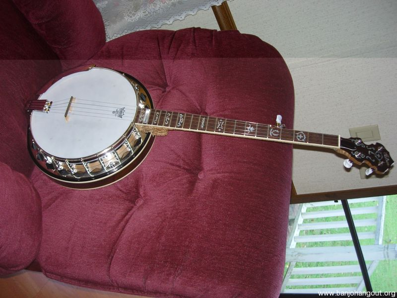 Gibson Mastertone ** Wreath Inlay ** Maple Neck ** Parts