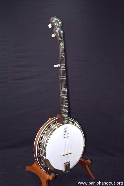 deering used sierra banjo used banjo for sale at. Black Bedroom Furniture Sets. Home Design Ideas
