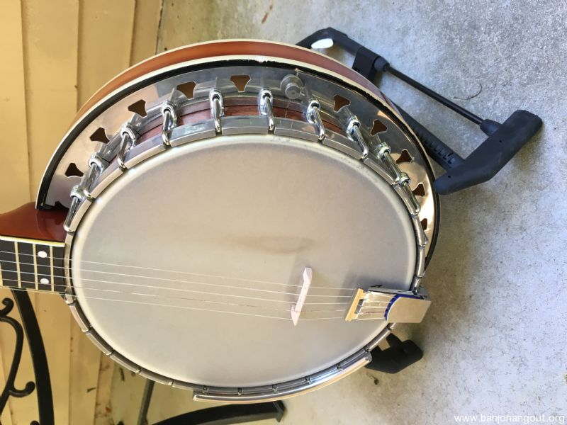 SOLD Pending Funds*** 1960s Vega Wonder 5 String Banjo