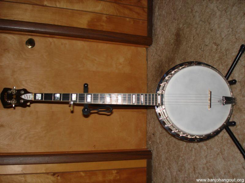 SOLD: 1963 Vega Earl Scruggs Model Banjo - Banjo Hangout