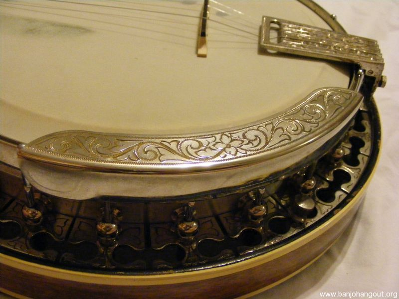 1980 Gretsch ODE Archtop Banjo $675 -- New Price - Used