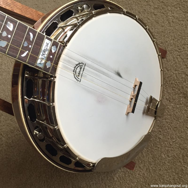 "Custom ""Scruggs Standard"" Hatfield Banjo"