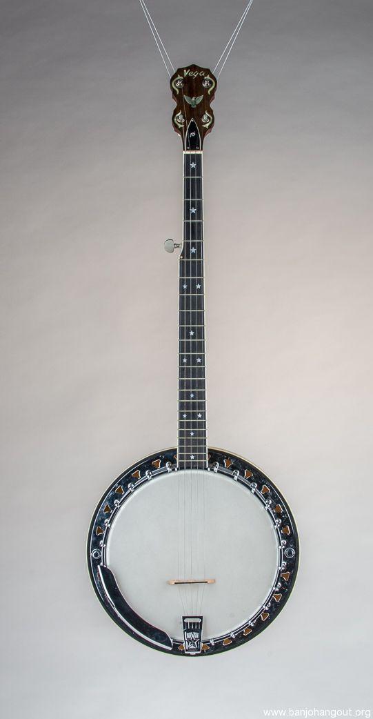 1976 Vega v-76 (CF Martin) - Used Banjo For Sale at