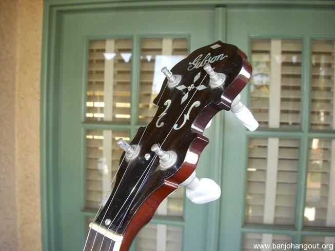 RB 250 Mastertone Gibson Banjo-$1450 - Used Banjo For Sale