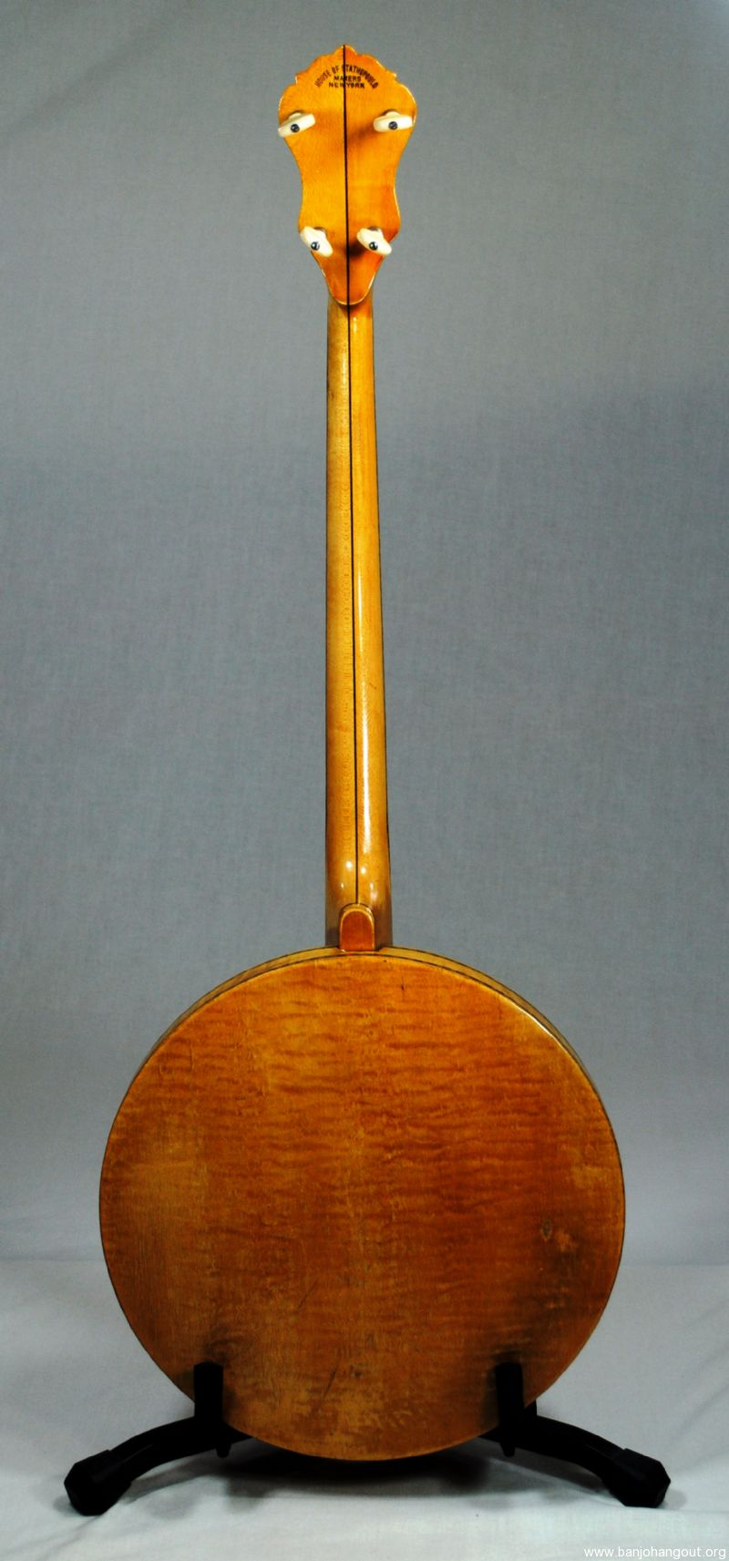 EPIPHONE RECORDING A TENOR BANJO - Used Banjo For Sale at