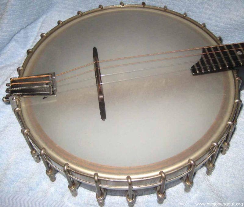 Vega Style K Melody Banjo - Used Banjo For Sale at