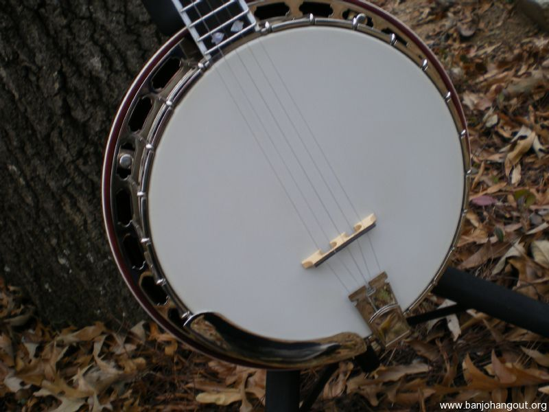 Recording King Rk 80 Sold Used Banjo For Sale At