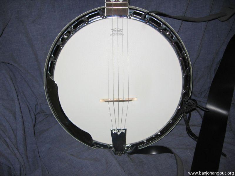 recording king rk r20 used banjo for sale at. Black Bedroom Furniture Sets. Home Design Ideas