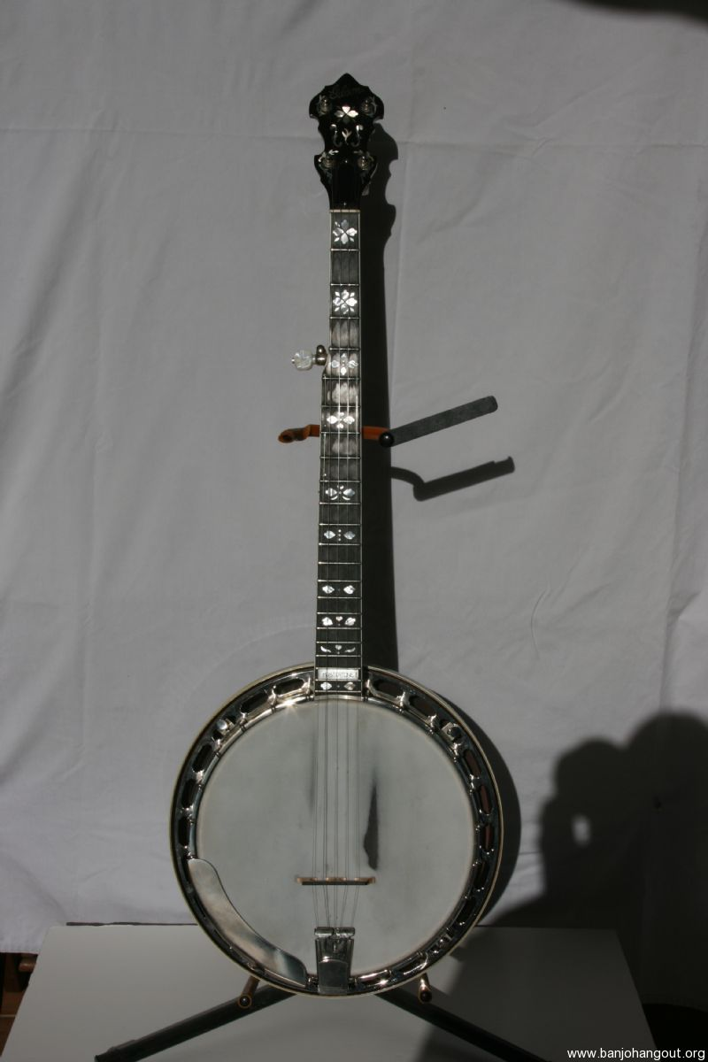 1990 Gibson Earl Scruggs Mastertone Model Used Banjo For Sale At